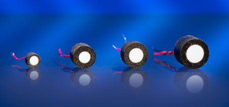 Functional coatings for SECO ultrasonic transducers